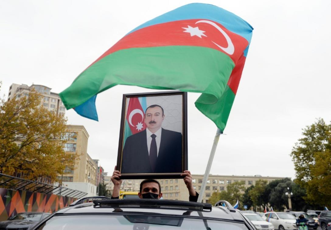 Haut-Karabakh : Emmanuel Macron auprès des Arméniens de France