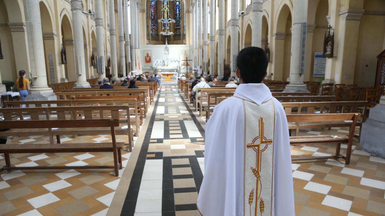Limiter la jauge à 30 personnes pour participer à la messe crée une  discrimination», estime l'évêque de Soissons, Laon et Saint-Quentin
