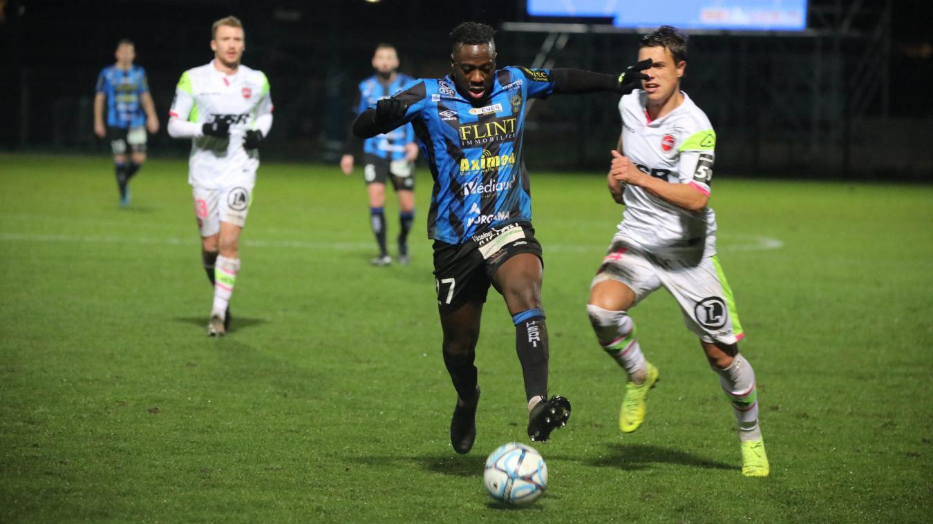 Au match aller, le 5 décembre, Correa et les Camblysiens s'étaient inclinés en toute fin de partie (2-1) à Beauvais.