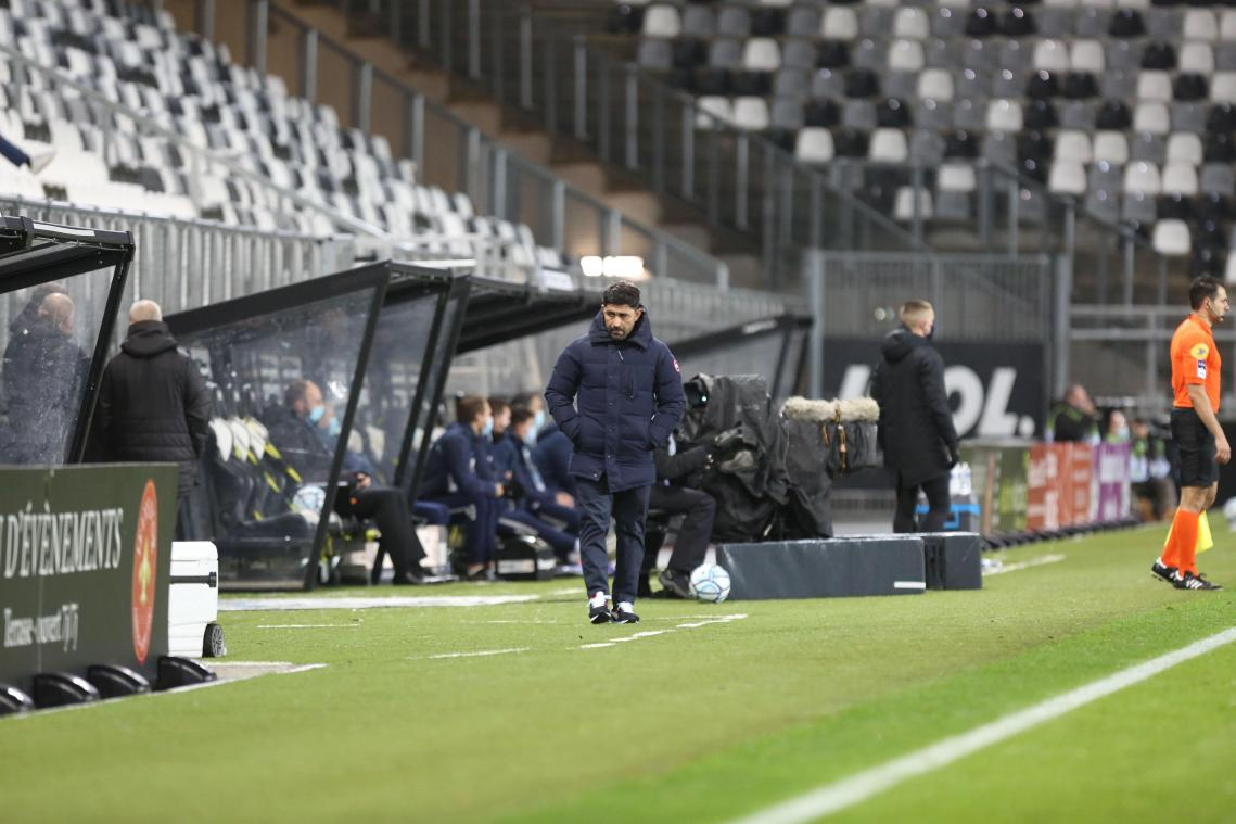 Match nul dans le derby picard Amiens SC - FC Chambly (1-1)
