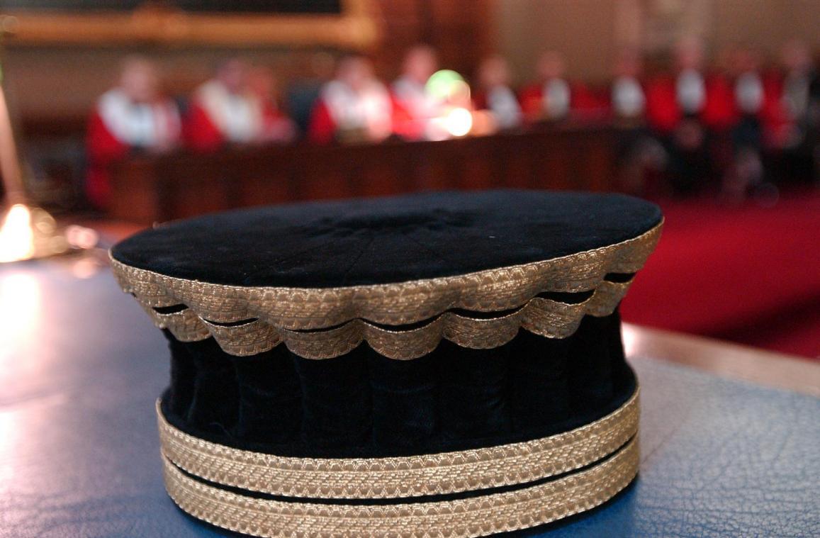 La magistrate es toujours en poste au Havre.