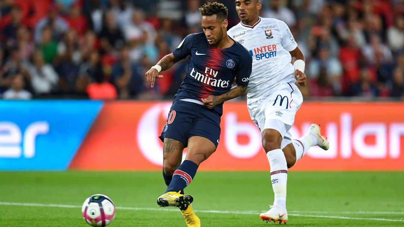 Neymar dément l'organisation d'un
