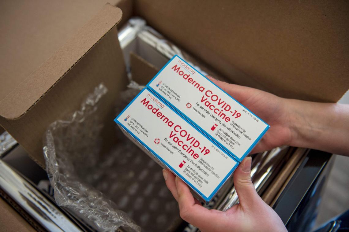 Ce vaccin avait reçu mercredi l'autorisation de commercialisation de l'Union européenne.