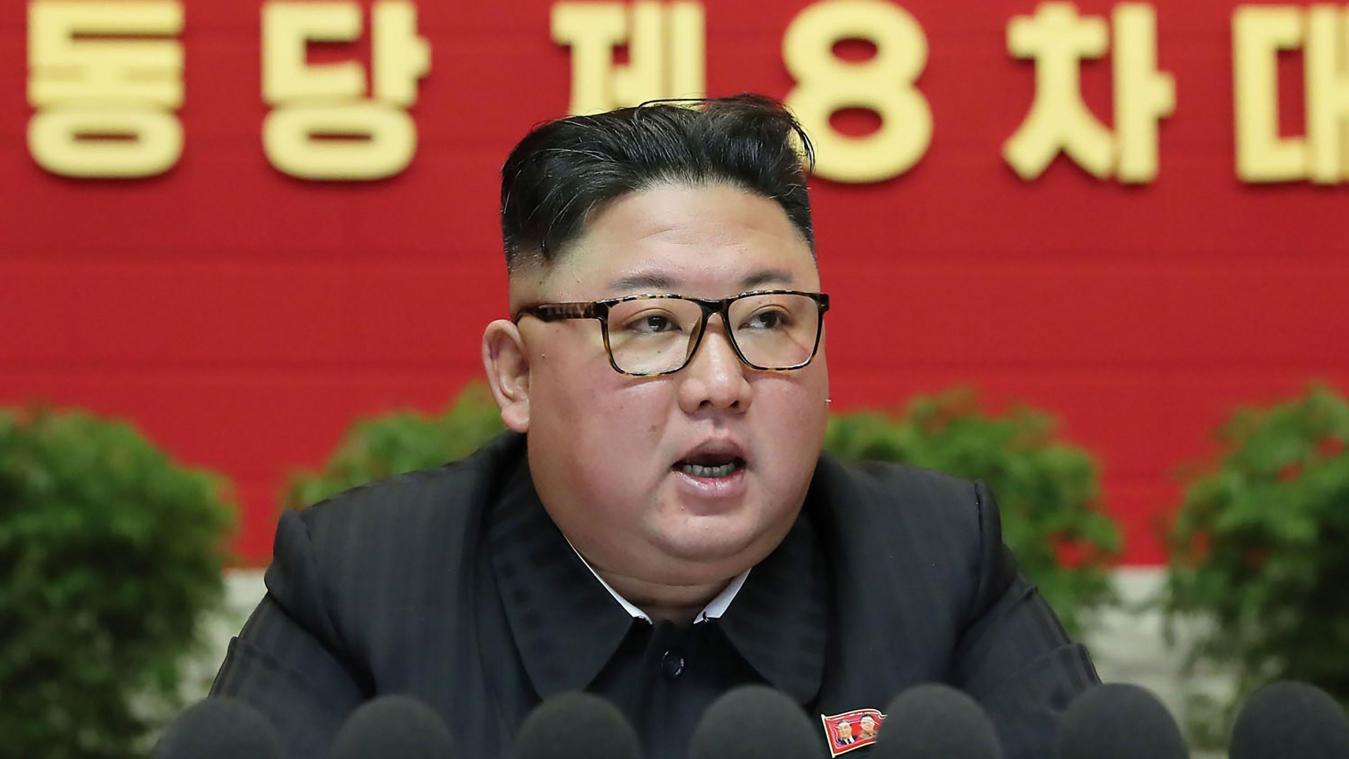 Kim promet de renforcer les capacités de défense — Corée du Nord