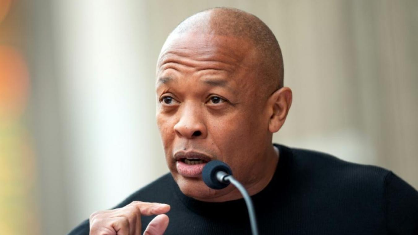 Dr Dre accusé par son ex-femme de l'avoir braqué