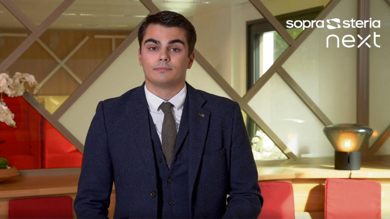 Sébastien Née gagne 6 500 €. (Photo Sopra Steria Next)