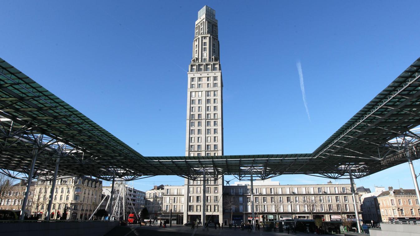 L'entreprise avait son siège dans la tour Perret à Amiens.