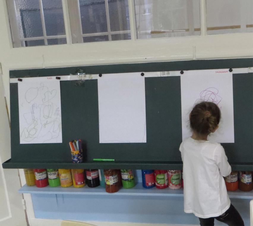 L'école élémentaire Marie Houdemare de Rouen, ferme ses portes pour cause de Covid-19