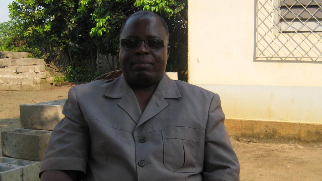 Grégoire Gayino est adjoint au maire chargé de la communication et du développement numérique.