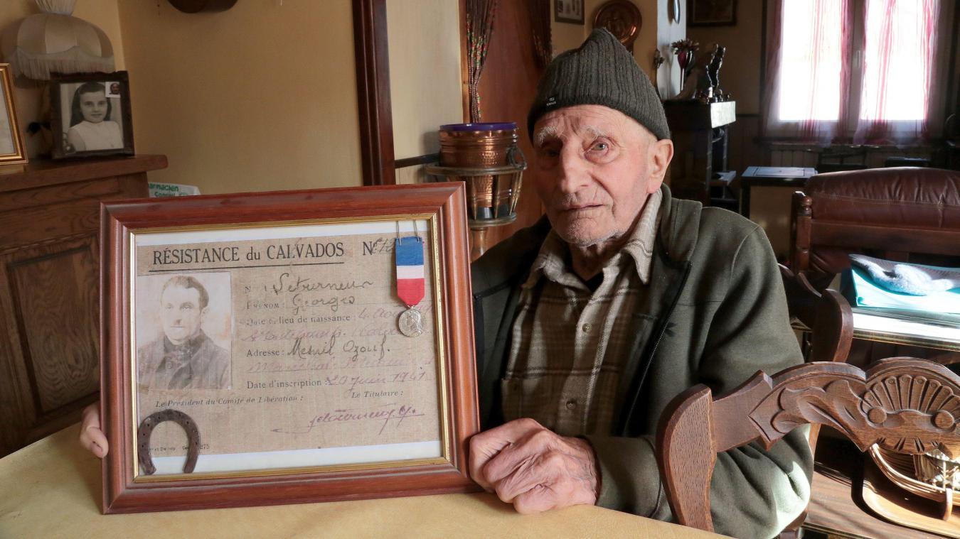L'ancien résistant normand Gilbert Letourneur est décédé sur la côte d'Opale