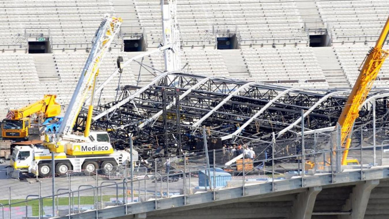 En 2009, deux ouvriers sont décédés à la suite de l'effondrement d'une partie de la scène prévue pour le concert de Madonna.