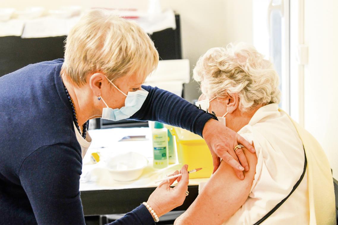 Covid-19. En Seine-Maritime, le Département vaccine les personnes âgées en résidence autonomie - Paris-Normandie