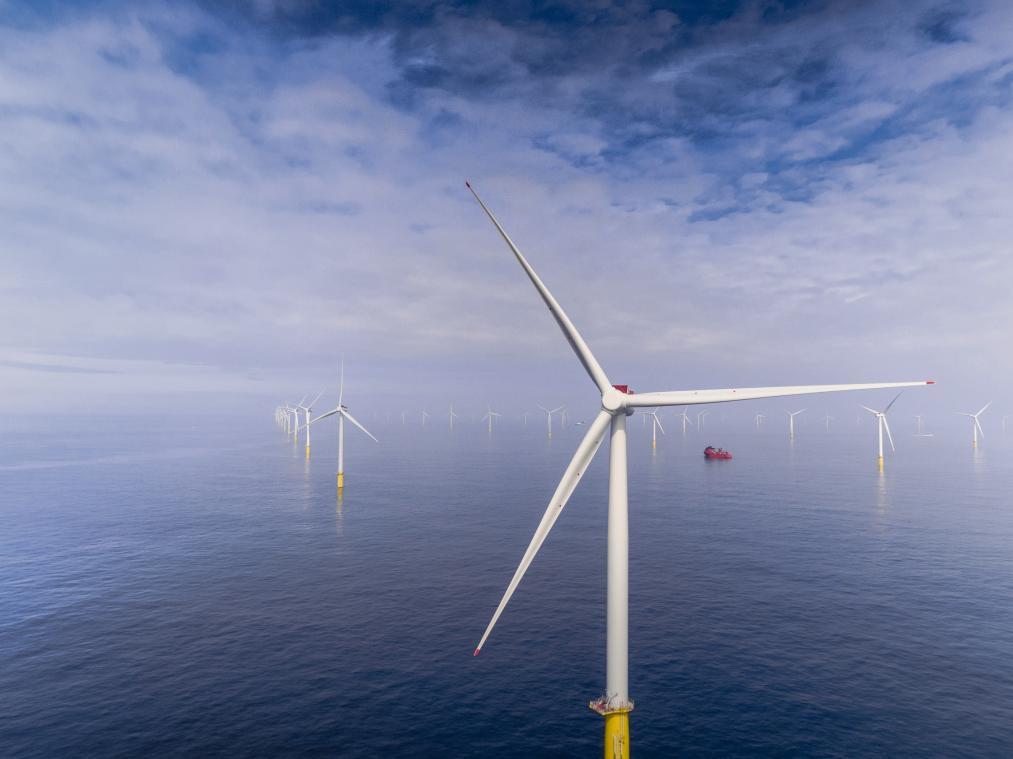 Siemens Gamesa va construire au Havre 64 éoliennes pour le parc de Courseulles-sur-Mer - Paris-Normandie