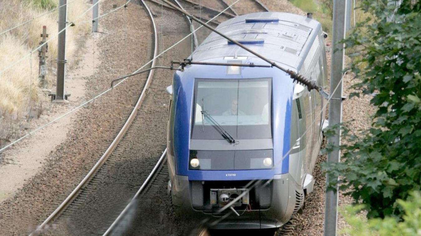 Jusqu'à vendredi 26 février au matin, il est à prévoir des suppressions et une réduction des compositions de train. (Photo d'illustration PN)