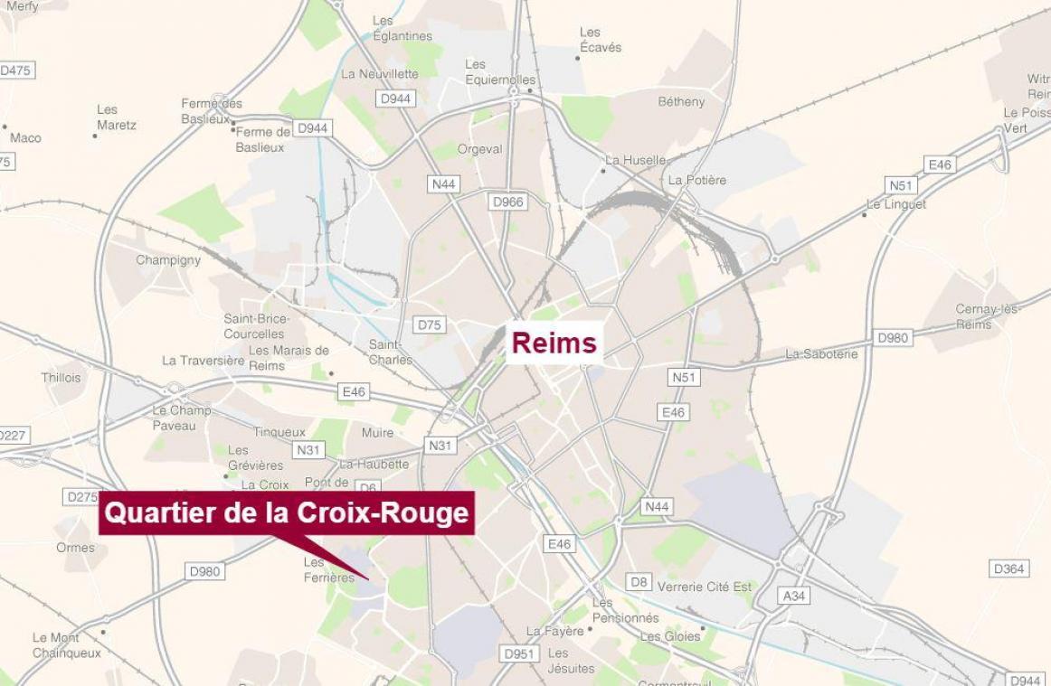 Photo-journaliste agressé à Reims: son état de santé est stable, mais reste préoccupant