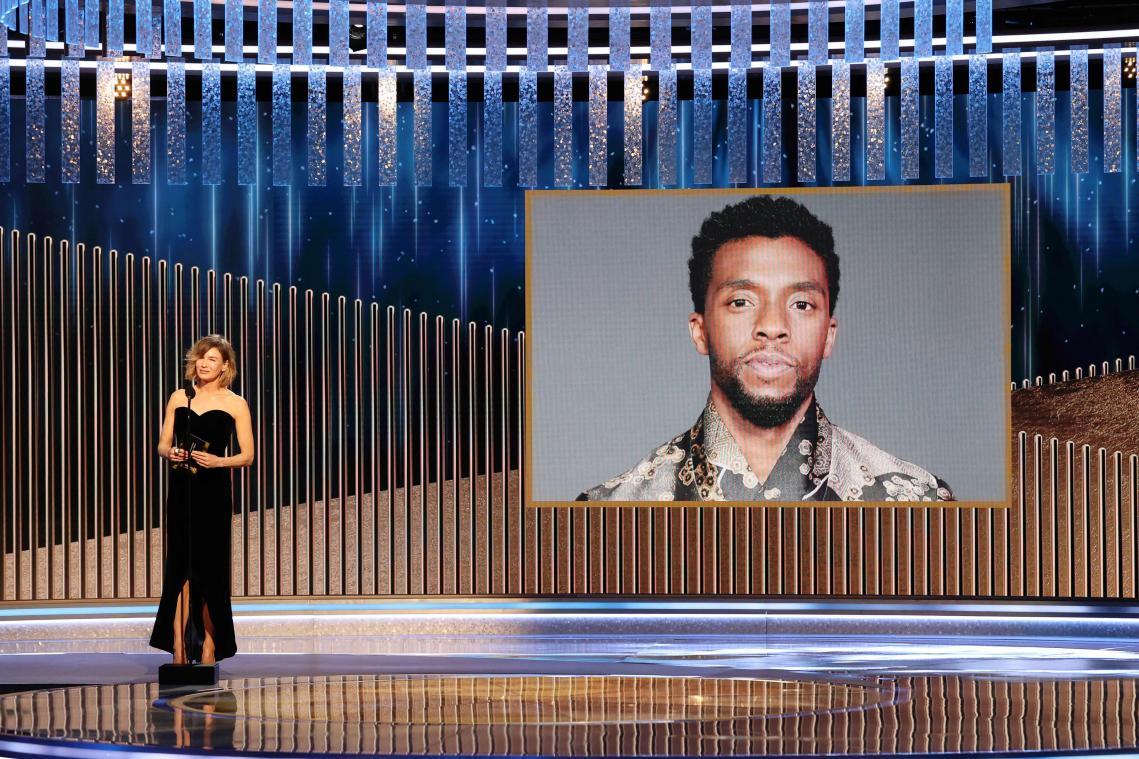 La cérémonie de remise des Golden Globes était cette année entièrement virtuelle en raison de la pandémie de Covid-19.