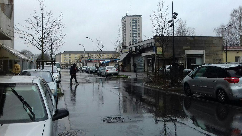 Les faits se sont produits rue Dunant, dans le quartier du Rouiher, à Creil.