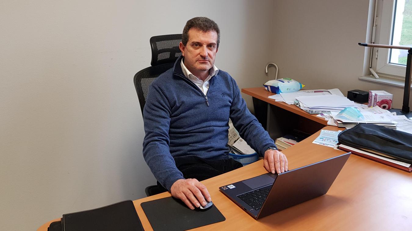 Étienne Boile, directeur du GEIQ, note que les adhésions à l'association ont été réduites de moitié en raison de la situation économique liée au Covid-19.