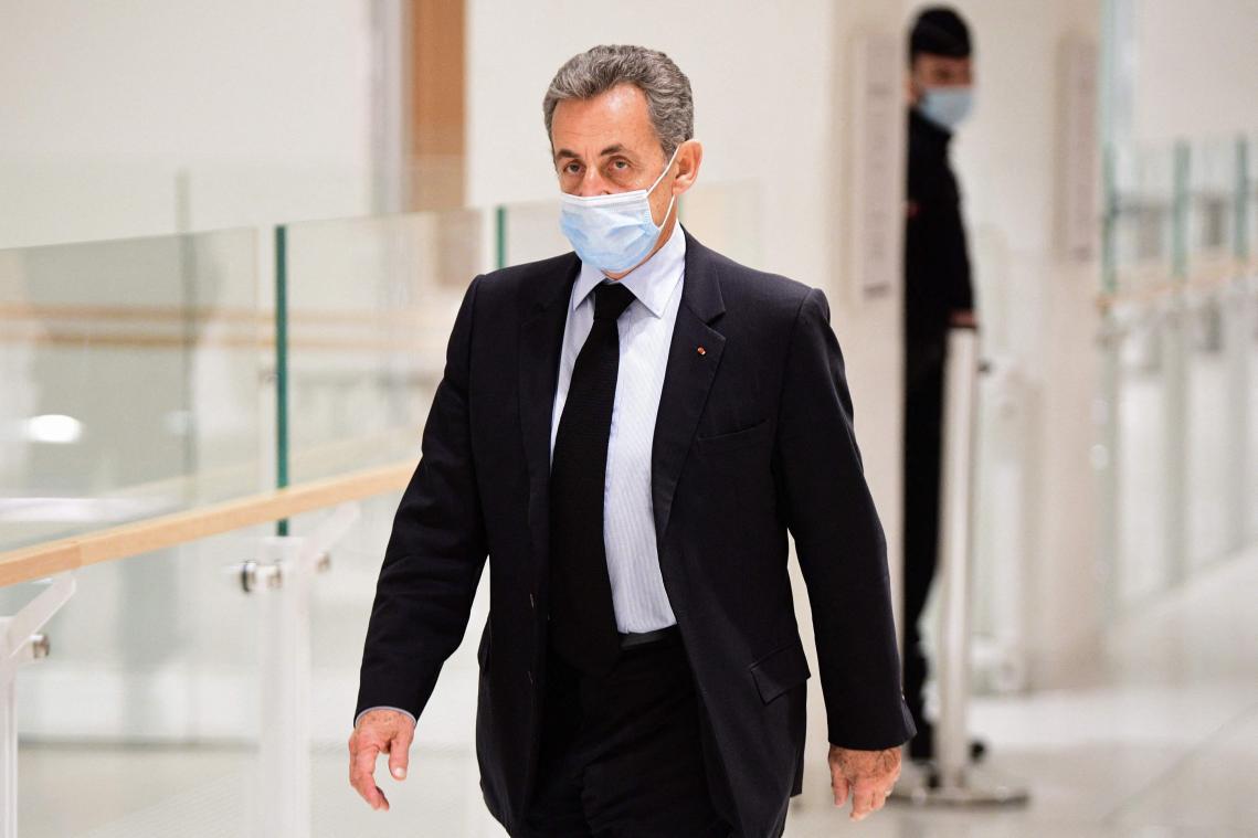 Affaire des «écoutes»: Nicolas Sarkozy déclaré coupable de corruption et de trafic d'influence