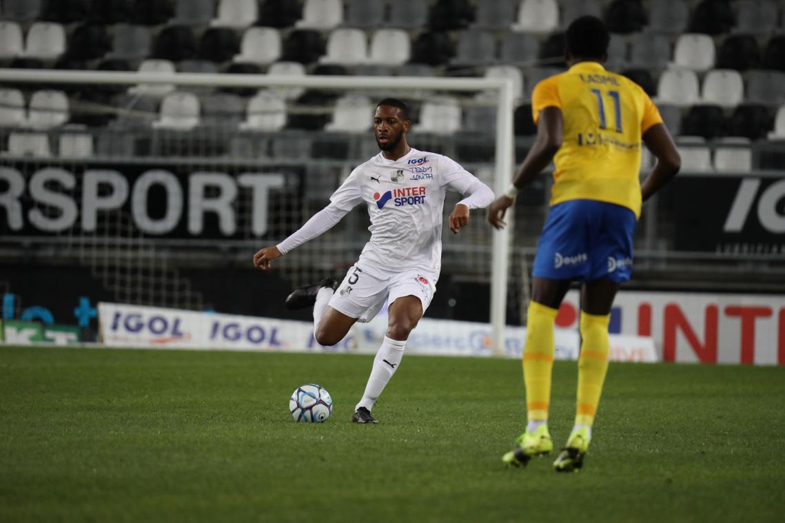 Amiens SC : Wagué incertain pour la venue d'Auxerre mardi