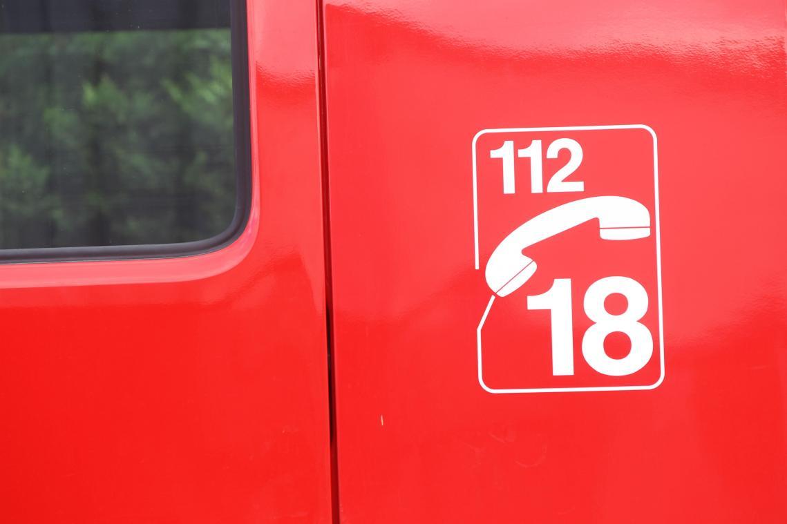 Les pompiers ont été invectivés dès leur arrivée sur les lieux de l'intervention.