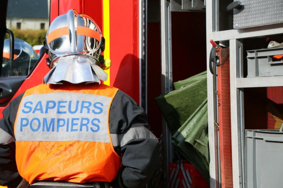 Une jeune femme se défenestre du 2e étage quartier Marivaux à Amiens - Courrier Picard