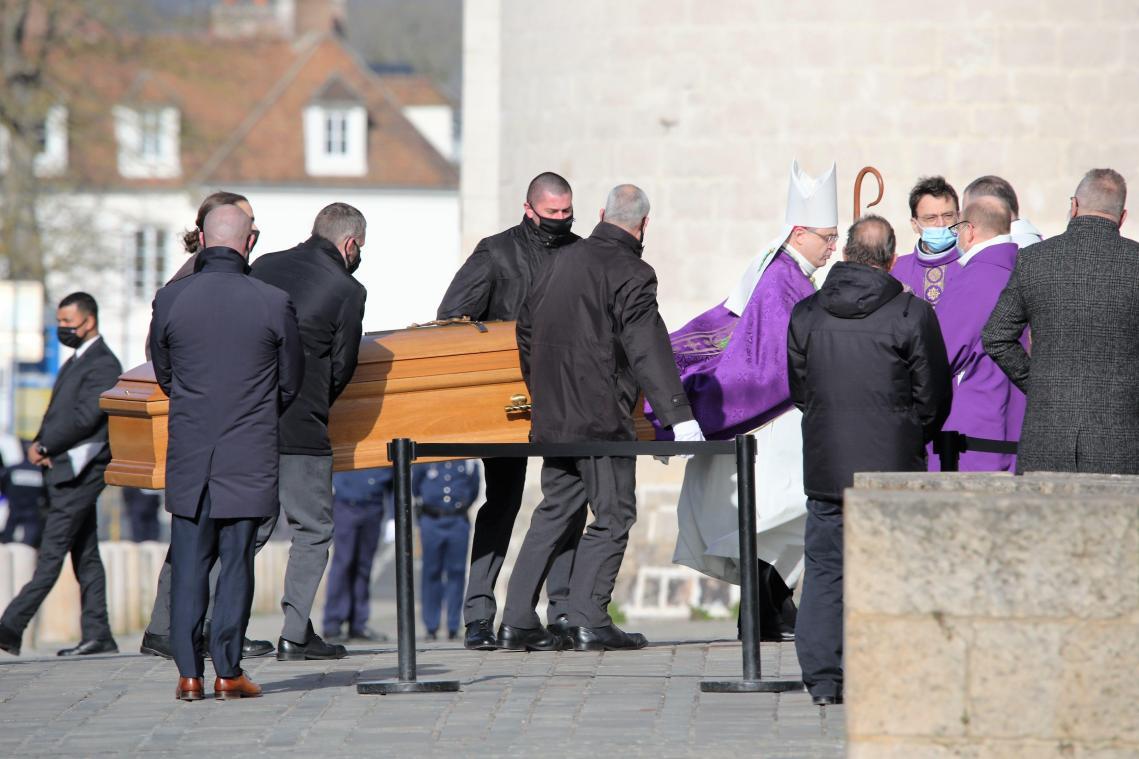 Beauvais a dit adieu à Olivier Dassault