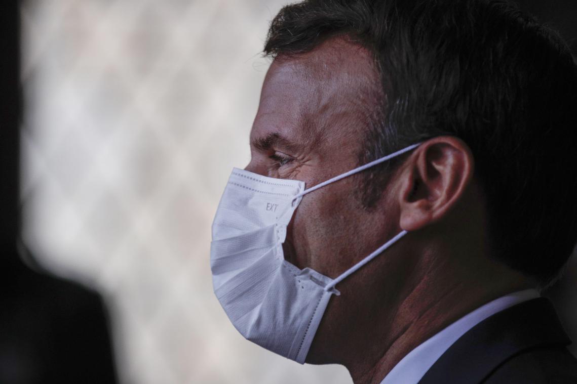 Macron épidémiologiste? La toile se moque de la citation d'un ministre