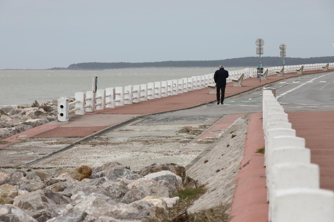 La côte picarde à nouveau en ambiance confinée