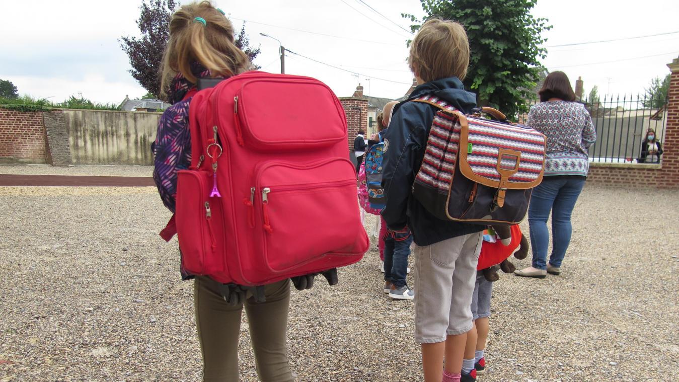 Les représentants des parents d'élèves se posent aussi la question des conséquences du distanciel.