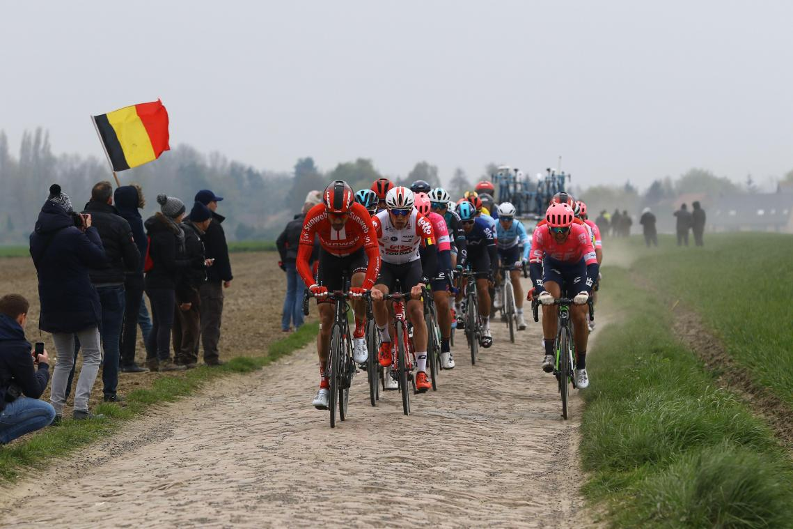 Paris-Roubaix officiellement reportée au 3 octobre
