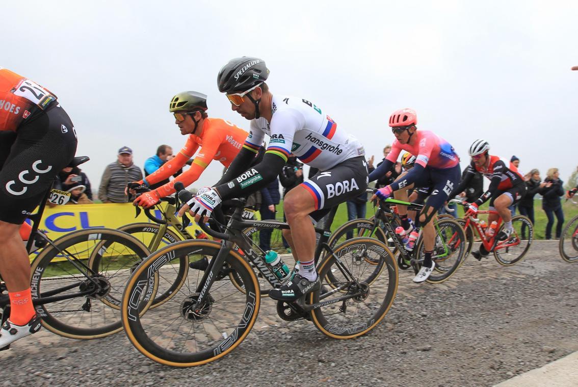 Paris-Roubaix sera bien reporté au 3 octobre