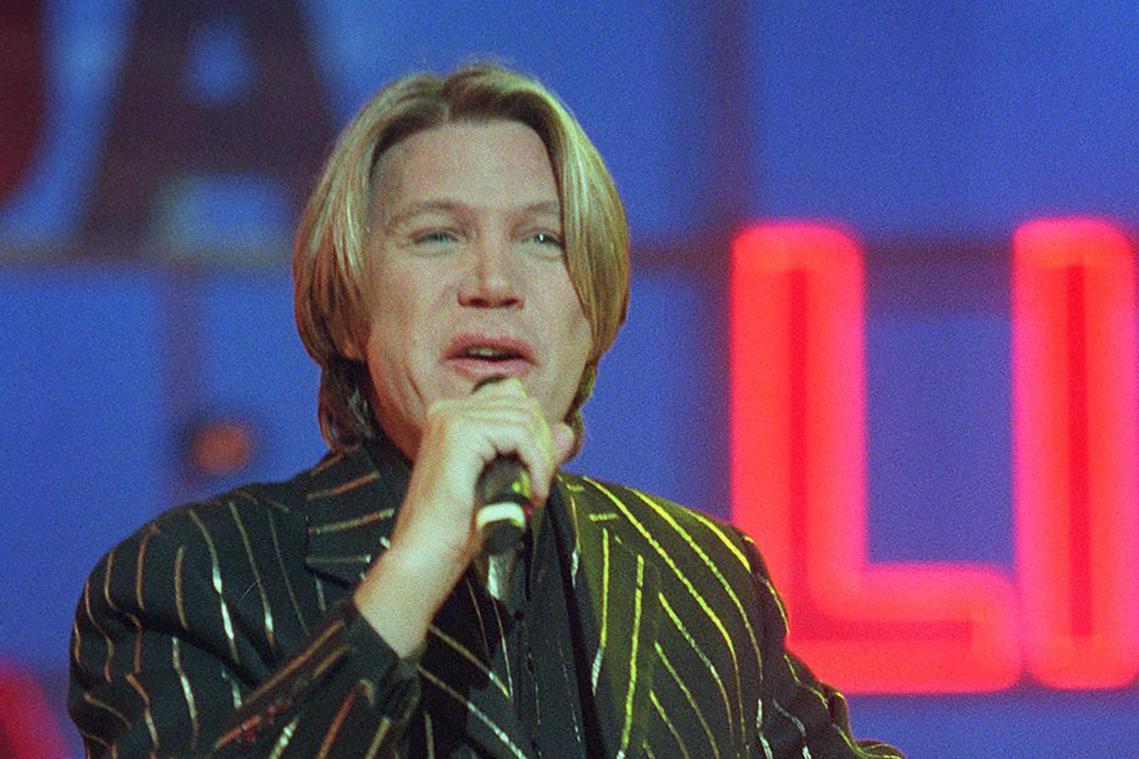 Décès de l'ex-star du disco Patrick Juvet
