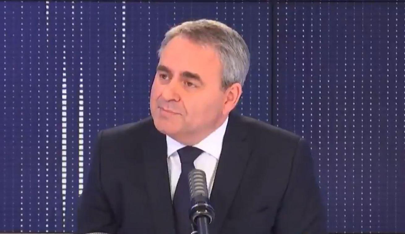Alors qu'il était interrogé sur les élections régionales ce vendredi par Franceinfo, Xavier Bertrand a été clair: «si je perds, il en sera terminé de ma vie politique […] c'est une question de légitimité».