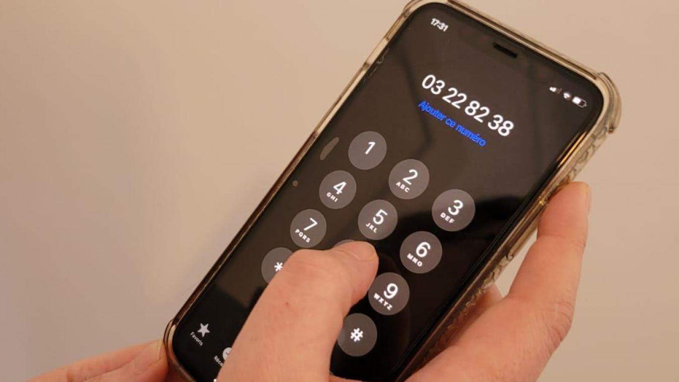 Un numéro de téléphone mis en place par l'académie d'Amiens pour les enfants prioritaires