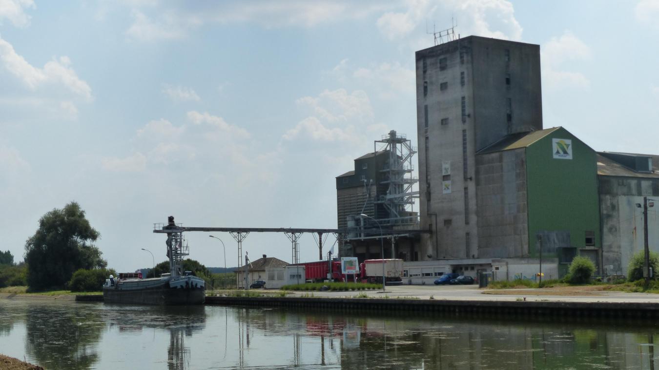 Le site Noriap de Languevoisien-Quiquery est déjà le premier port céréalier sur le Canal du Nord. Il est appelé à se développer encore dans le cadre du projet Seine-Nord-Europe