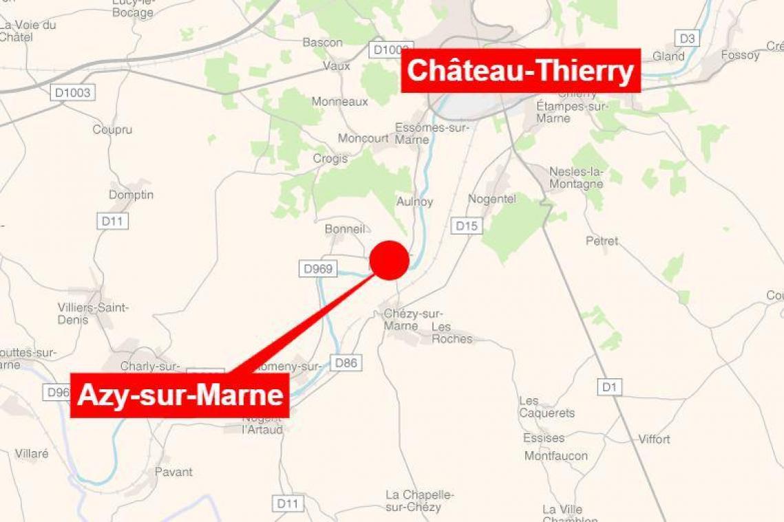 Un corps repêché près de Château-Thierry