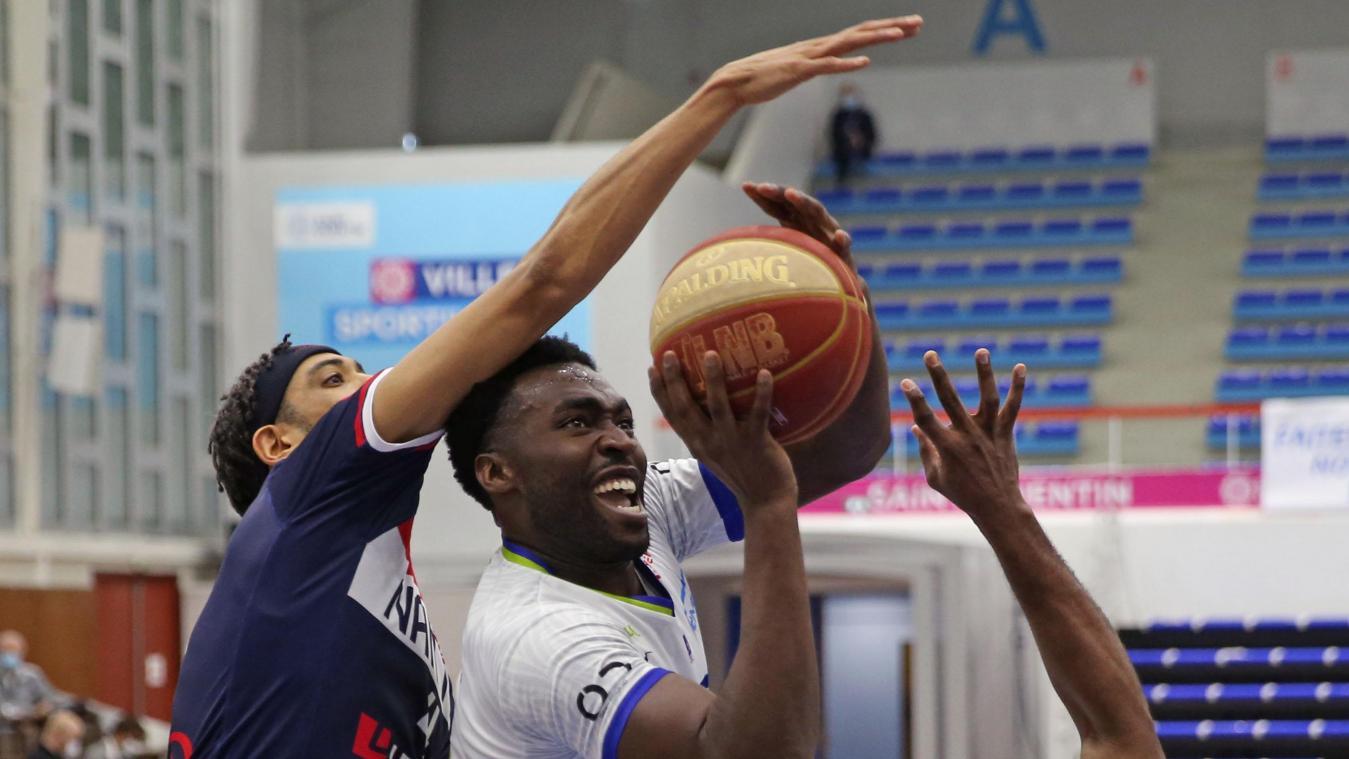 Akwasi Yeboah et le SQBB, bousculés par Nantes, ont à nouveau trouvé les solutions pour s'imposer.
