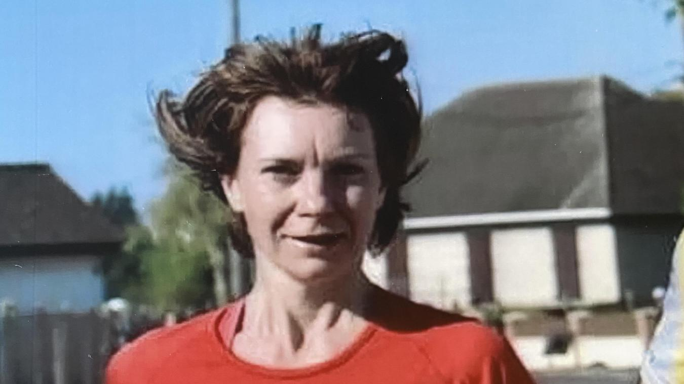 Christelle Hiver, vice-présidente du conseil départemental en charge des finances et du personnel, est une habituée de la course à pied.