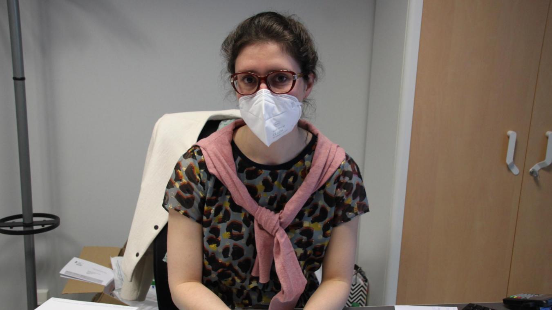 Hélène Deroissart accueille désormais ses patients au 4 rue Maillard, avec le renfort d'un confrère le mardi et jeudi après-midi.