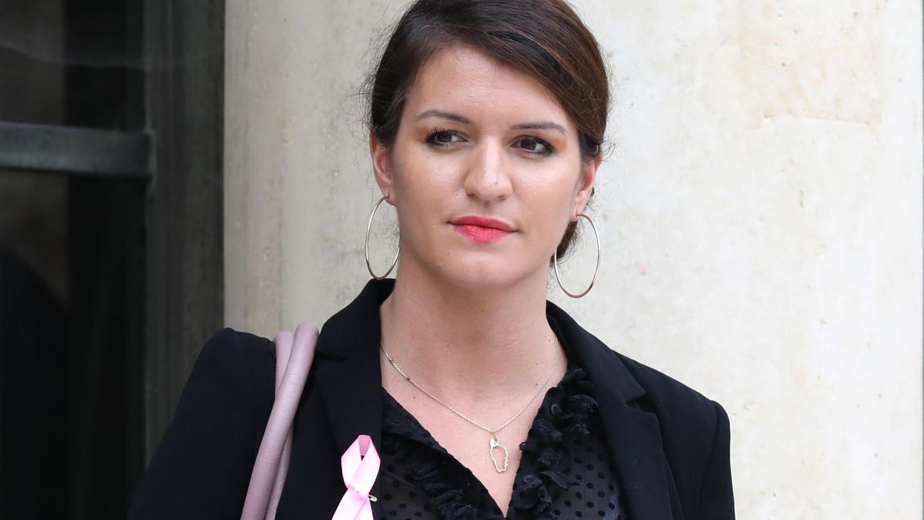 Marlène Schiappa estime qu'il faudra juger les ministres qui auraient participé à des dîners clandestins.