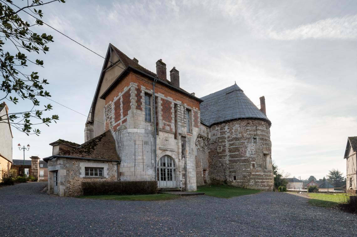 Le château du Neubourg retenu pour le Loto du Patrimoine 2021