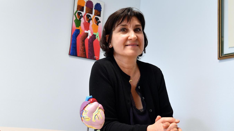 Claire Mounier-Vehier est cardiologue au CHU de Lille, elle est aussi cofondatrice d'Agir pour le Cœur des Femmes et présidente de la Fédération Française de Cardiologie Nord – Pas-de-Calais.