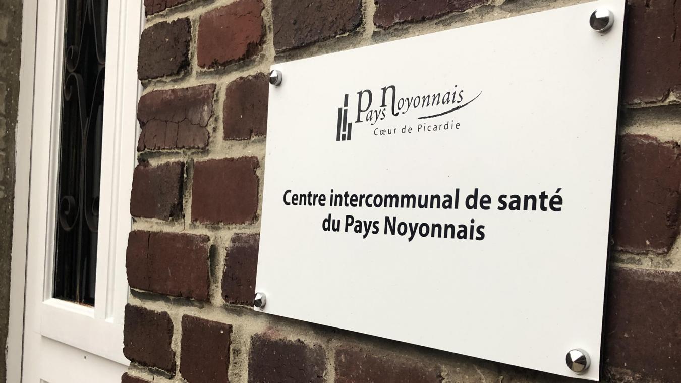 L'annexe pontépiscopoise du centre de centé de Noyon a ouvert le 29mars.