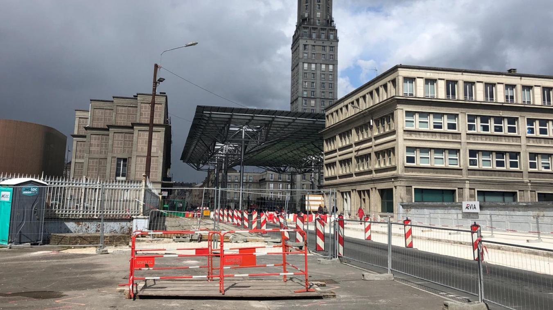 Interrompu depuis maintenant plus d'un mois, le chantier du pont Barni reprendra ce mercredi.