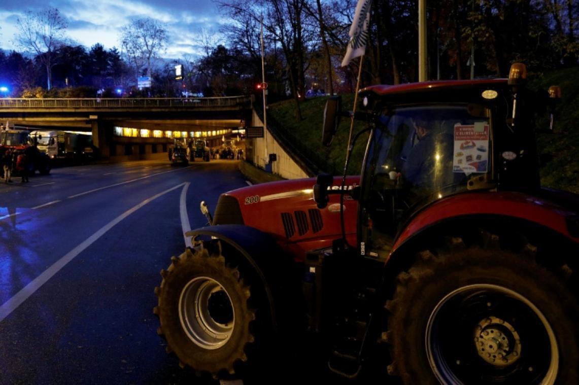 La manifestation, organisée à l'appel de la Fédération régionale des syndicats d'exploitations agricoles (FRSEA) de Bourgogne-Franche-Comté, avait notamment pour but de réclamer «une politique agricole commune équilibrée et juste».