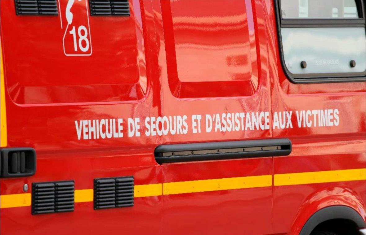 Les sapeurs-pompiers sont intervenus dimanche 4 avril 2021