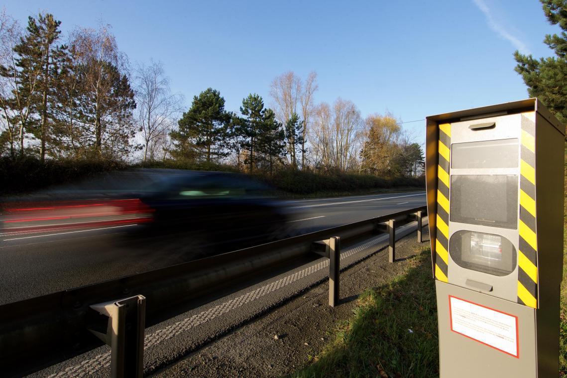 Installé après un accident mortel près de Lyon, le radar automatique n'a tenu qu'une journée
