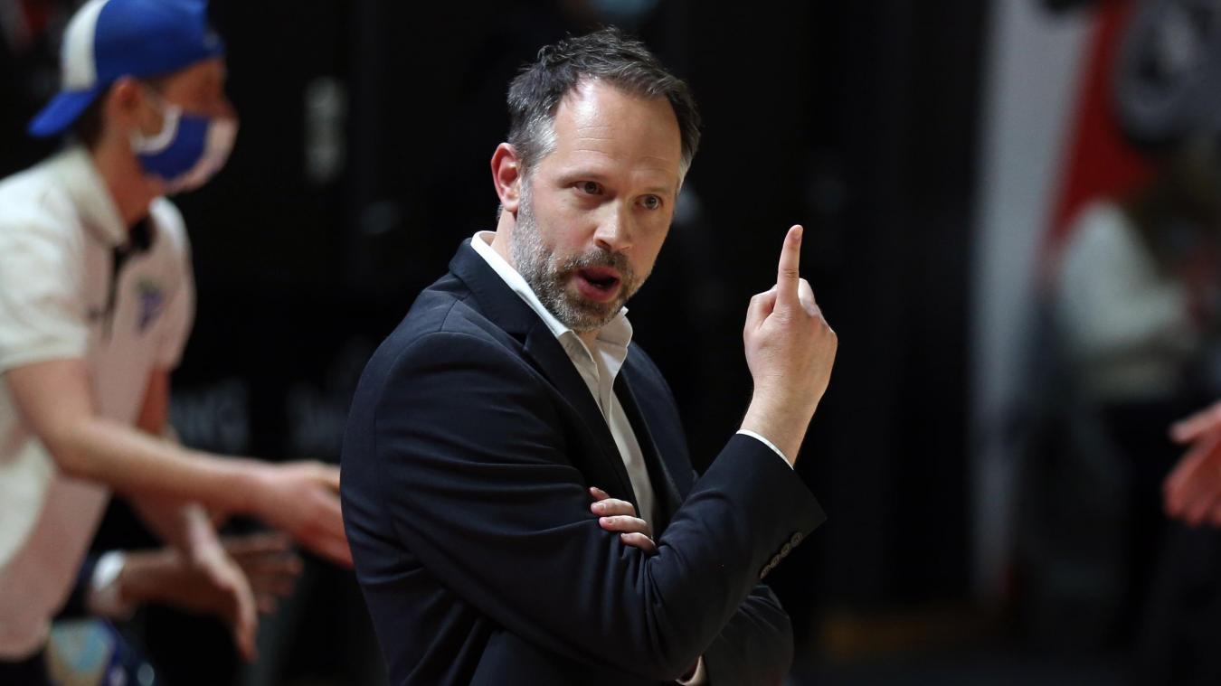 Julien Mahé était en colère après la prestation de ses joueurs à Souffelweyersheim.