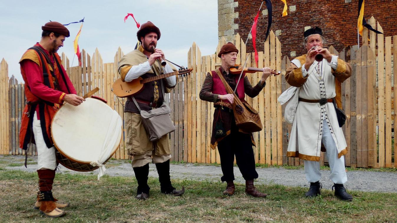 La 4e édition de La Médiévale aura lieu les 18 et 19 septembre prochains.